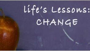 Life's Lessons: Change is the best meeting opener video on change.