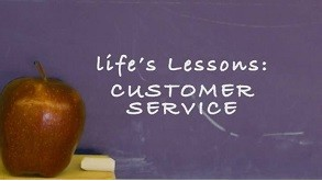 Customer service video training, streaming and elearning.