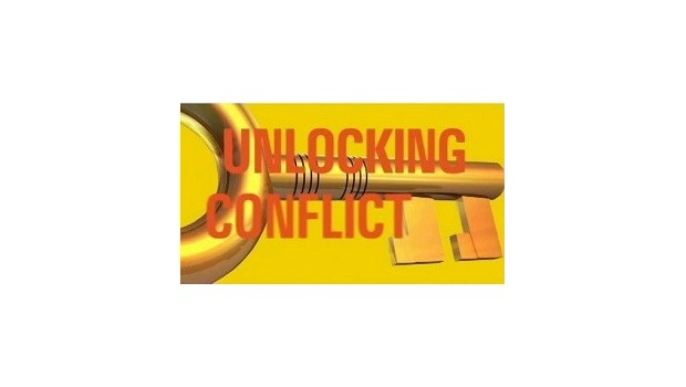 Stop conflict with this great video meeting opener.