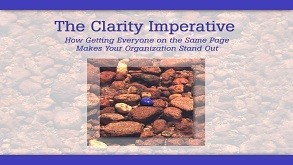 The Clarity Imperative