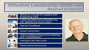 Marshall Goldsmith Effective Leadership
