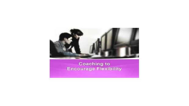 Coaching to Encourage Flexibility