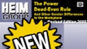 Power Dead Even Rule And Other Gender Differences In The Workplace - Revised Edition