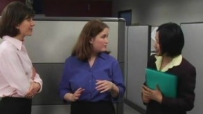 The As Simple As Respect training video provides examples to foster diversity, respect and communication in the workplace.
