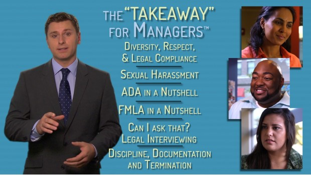 "The ""TAKEAWAY"" for Managers Series"