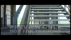 Fall Protection: Fixed Ladders, Catwalks & Stairs
