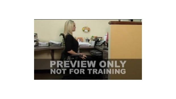 Ergonomics: Adjusting Your Workstation And Posture