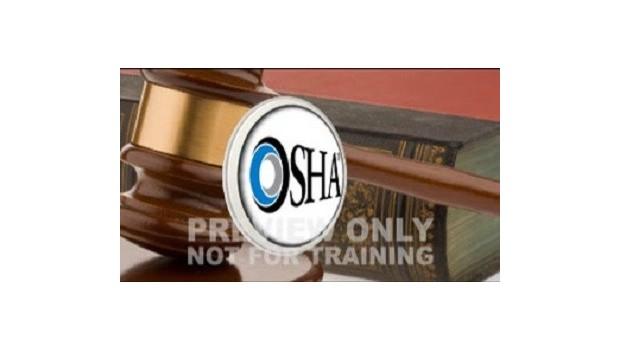 OSHA's Top 10 Violations