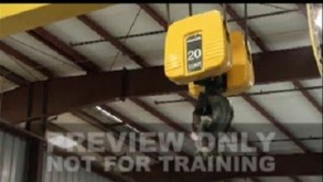 Overhead Cranes: Safety Is In Your Hands
