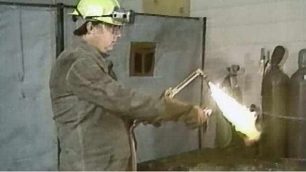 Oxyfuel Gas Cutting: The Sure Cut