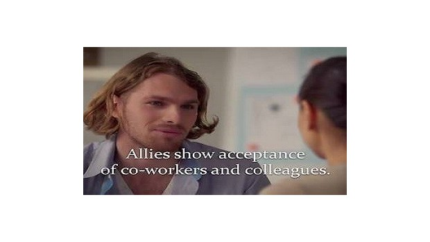 An Ally Is...™