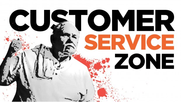 Customer Service Zone