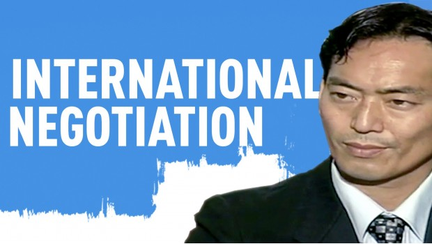 International Negotiation