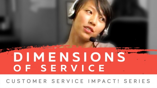 Dimensions of Service