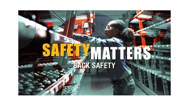 Safety Matters: Back Safety
