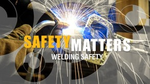 Safety Matters: Welding Safety
