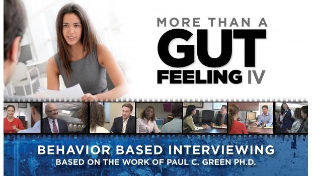 More Than a Gut Feeling IV