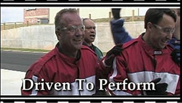 Pit Crew Challenge: Driven to Perform
